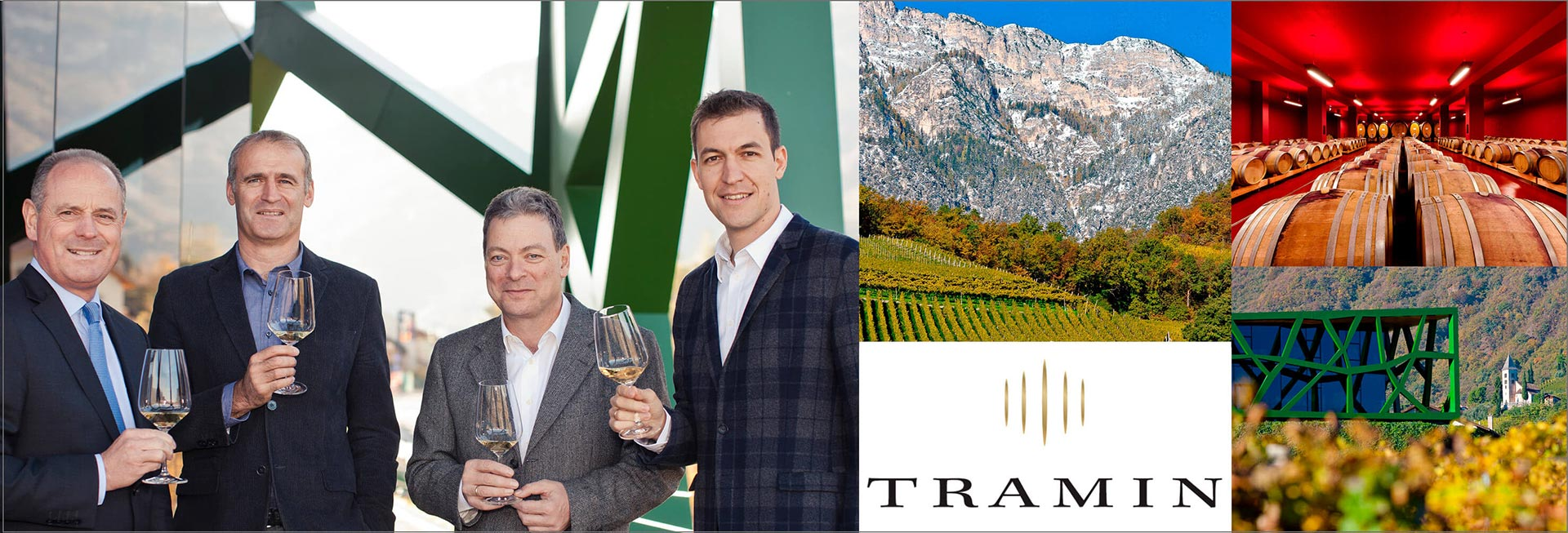 Cantina Tramin - Genossenschaft aus Südtirol