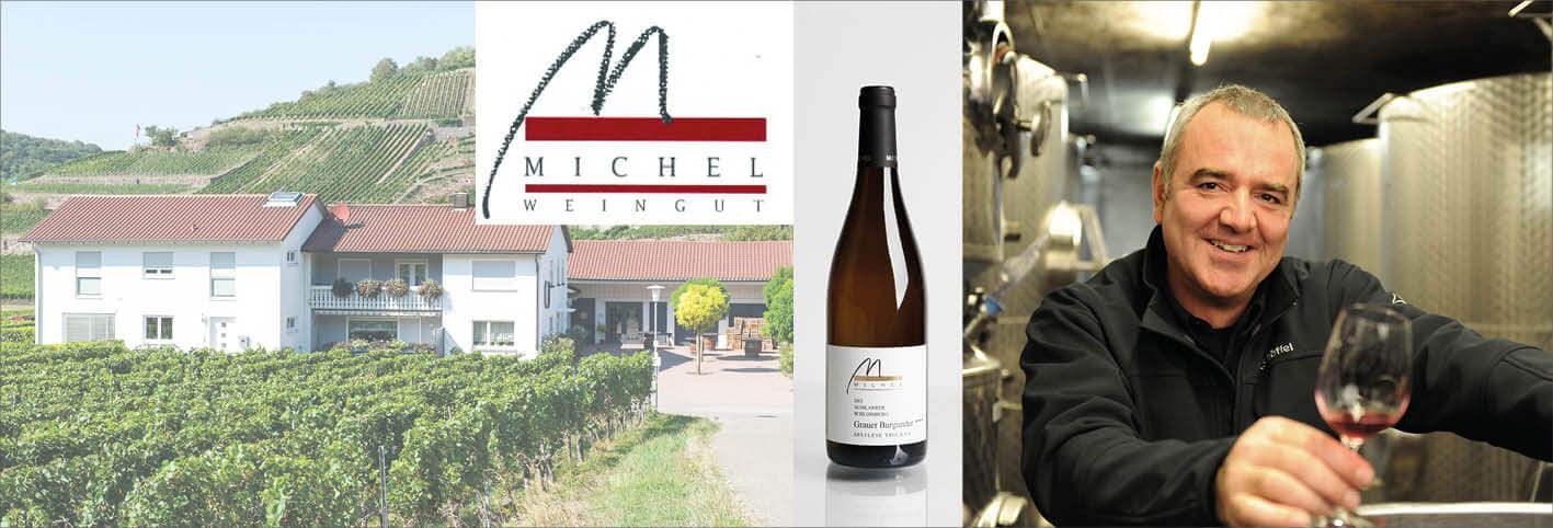 Weingut Michel aus Baden