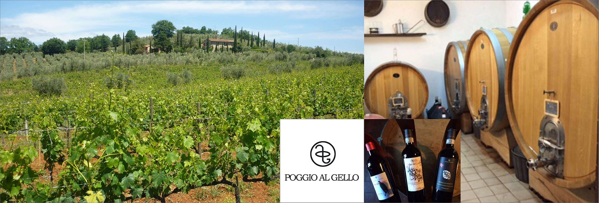 Weingut Poggio al Gello - Toskana