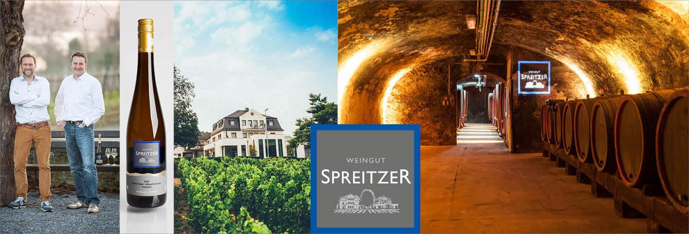 Weingut Spreitzer aus dem Rheingau